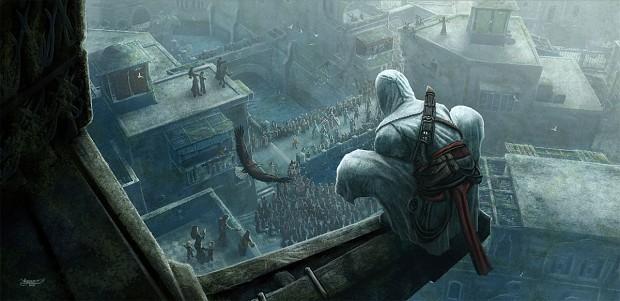 Assassins Creed Game Art Image Mod Db