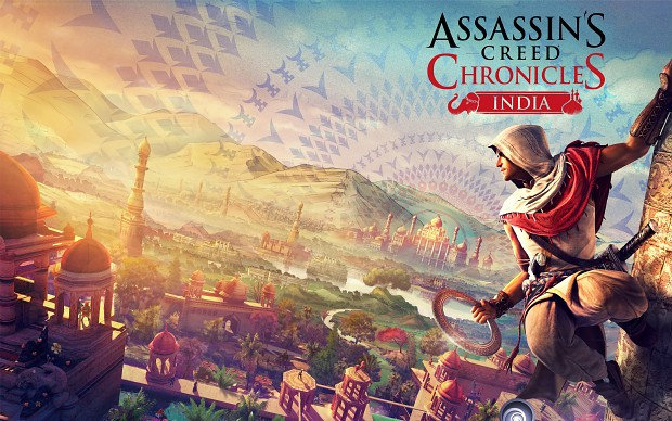 Assassin's Creed Chronicles India - Wallpaper