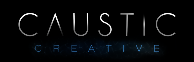 Caustic Creative Logo
