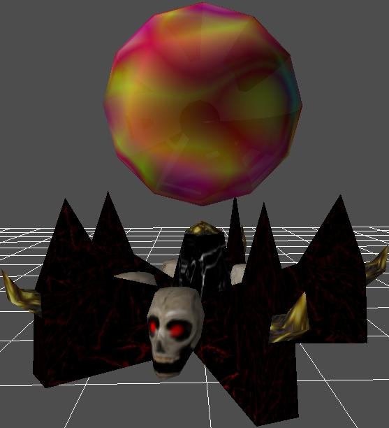 Divination Crystal