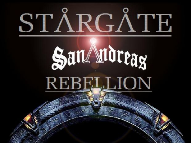 StarGate San Andreas Rebellion Mod