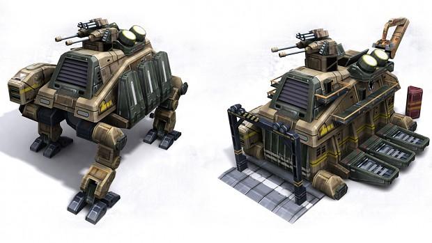 cnc4 units