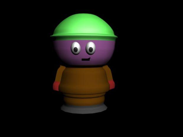 Stan 3D Model