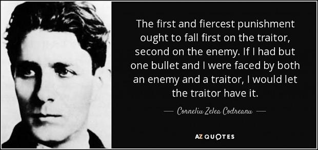 Corneliu Zelea's quotes
