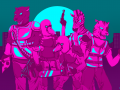 Hotline Miami Fan Group