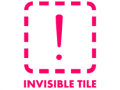 Invisible tile