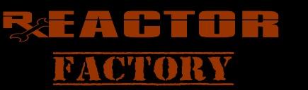 Reactor Factory logo 2