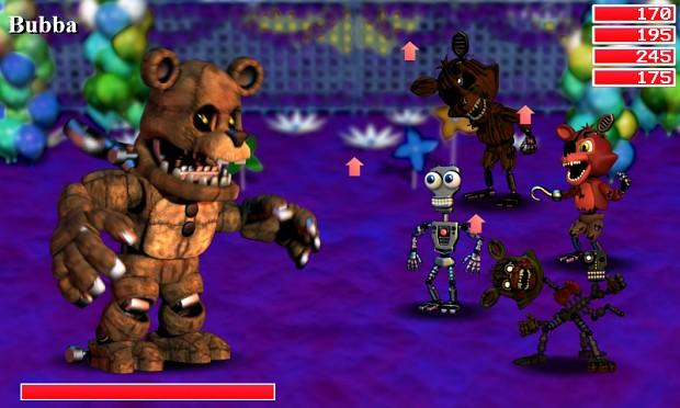 meetBubba image - Five Nights at Freddy's World - Mod DB