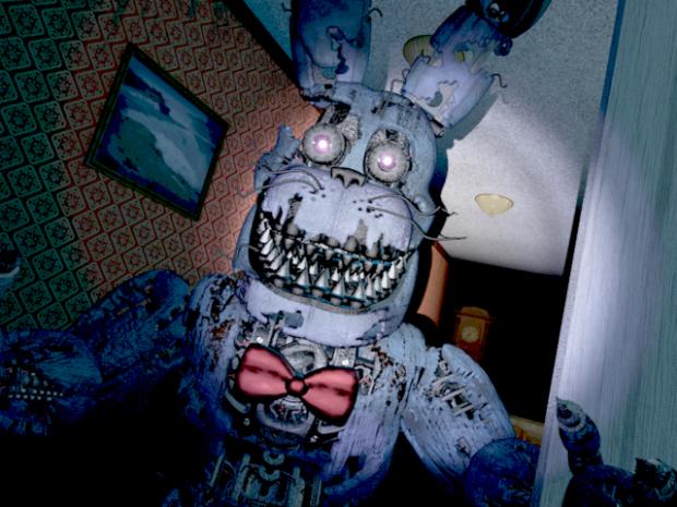 Bonnie is at door :3