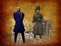 The great war : Heroes in the east - Testers