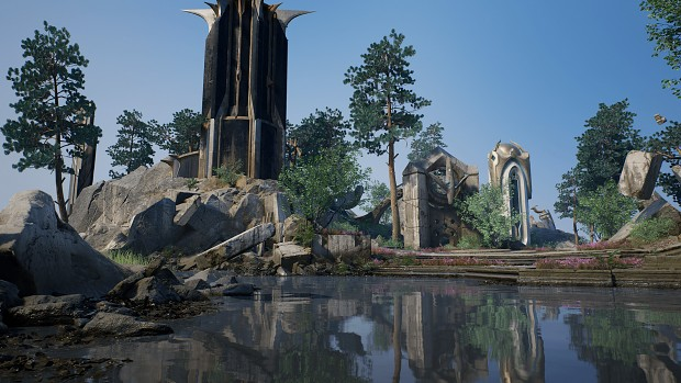 Paragon assets are released for free