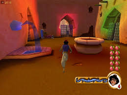 Aladdin Nasira's Revenge