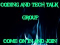 coding tech and all the above group page