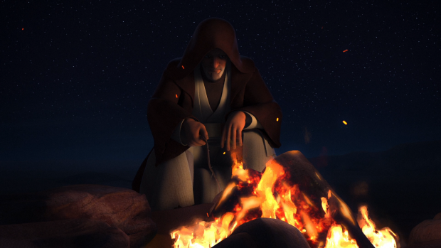 Obi Wan - Twin Suns episode