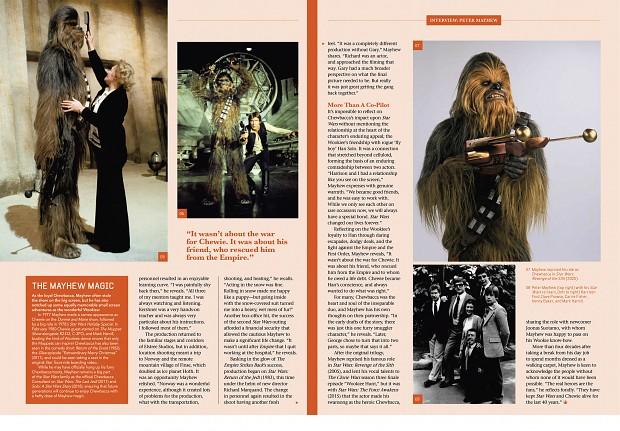 Peter Mayhew - Chewbacca - interview bb