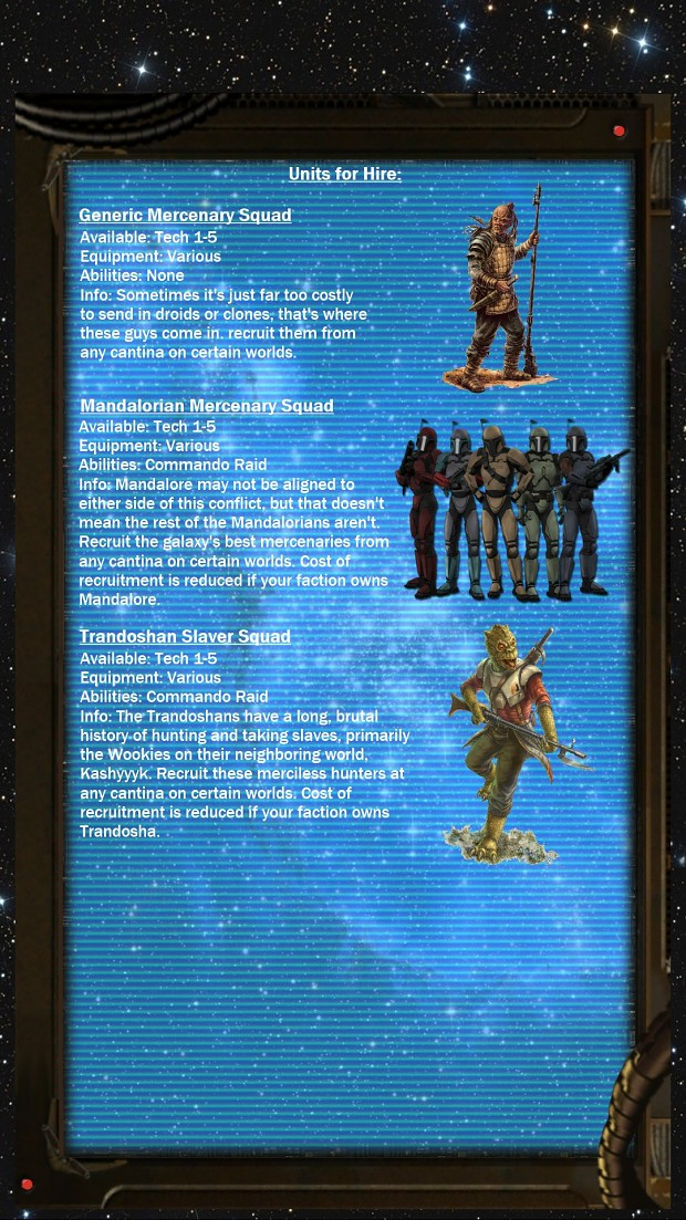 Infantry Guide Pages 1-7
