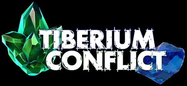 Tiberium Conflict Large Logo
