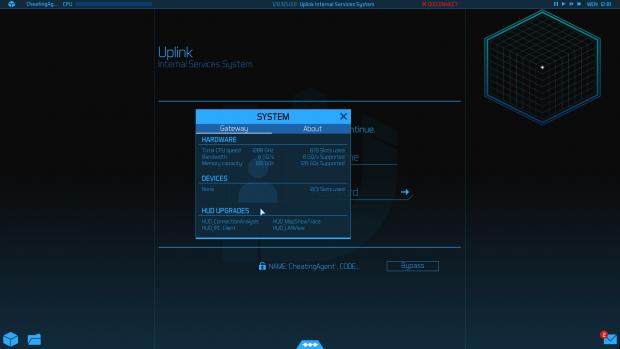 HUD System 3