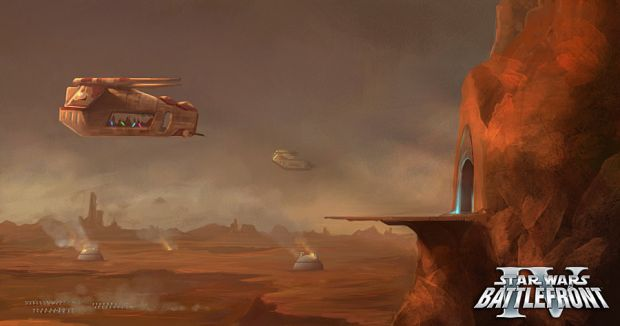 Battlefront 4 Concepts
