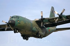 Bangladesh Air Force C-130 B