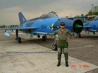 Bangladesh Air Force F-7BG