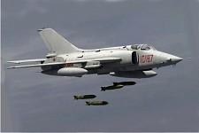 """PLAAF's Nanchang Q-5 """"Fantan"""""""