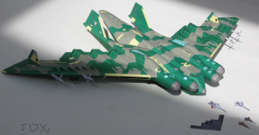 Ace Combat papercraft