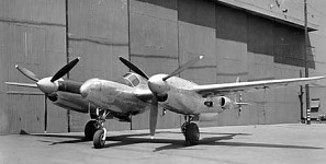 Republic P-43 Lancer and Lockheed XP-49