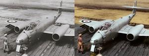 """RAAF Meteor """"Halestorm"""""""