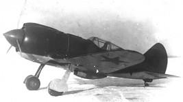 Polikarpov I-185