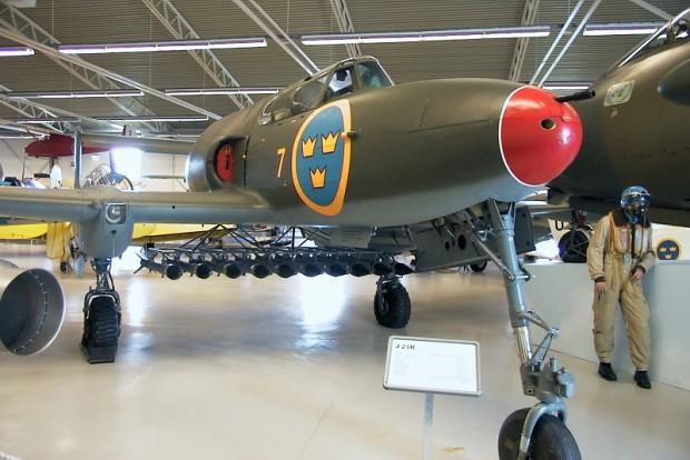 Saab 21/ Saab 21R.