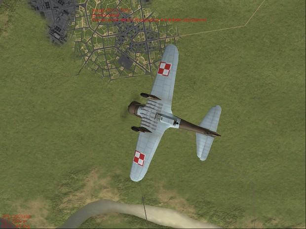 PZL 23B in IL2 1946