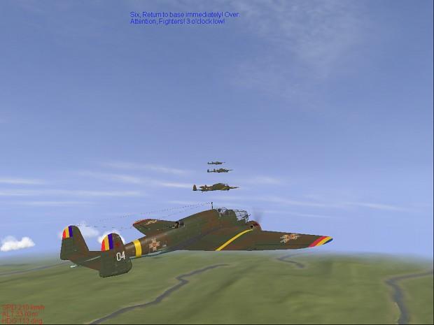 Romanian PZL 37s
