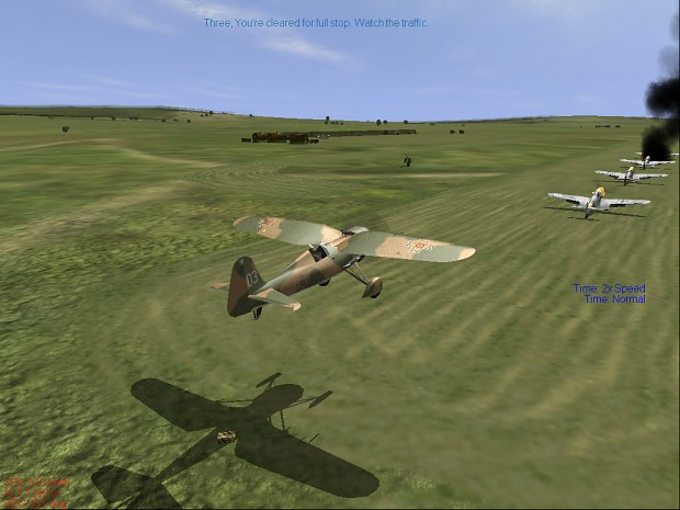Even more IL2 with PZL 24