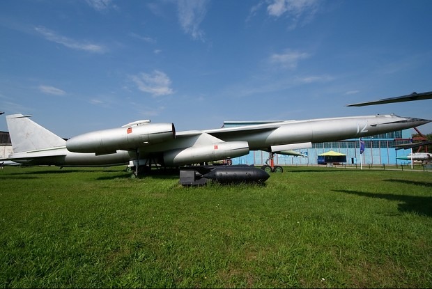 Myasishchev M-50