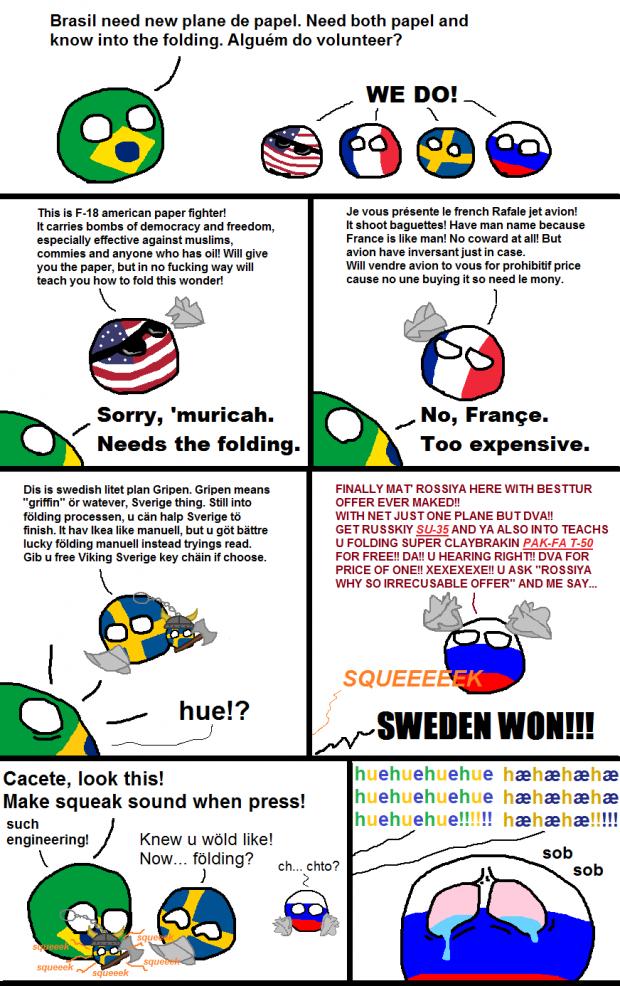 Poor Russia.