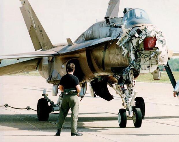 Poor F/A-18