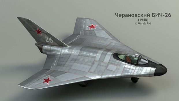 Cheranovsky BiCH-26