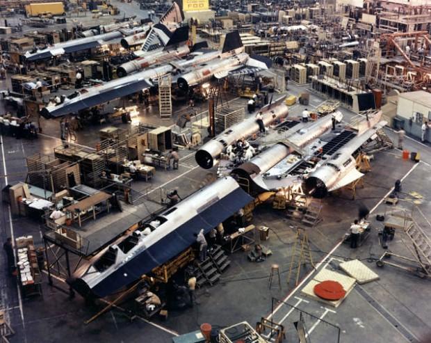 SR-71 Factory