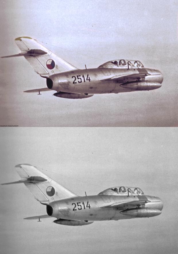 """CS-102/MiG-15UTI """"Midget"""""""