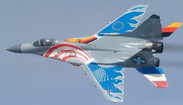 German MiG-29..