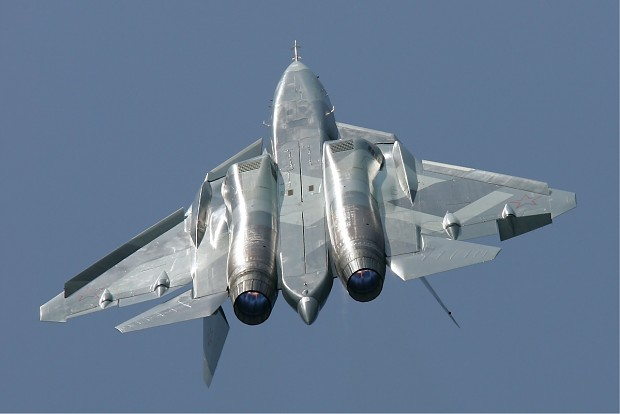 Sukhoi PAK FA T-50 Prototype
