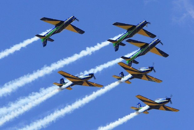pride of the brazilian air force