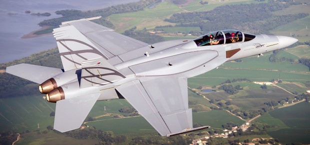 F-18 Advanced Super Hornet