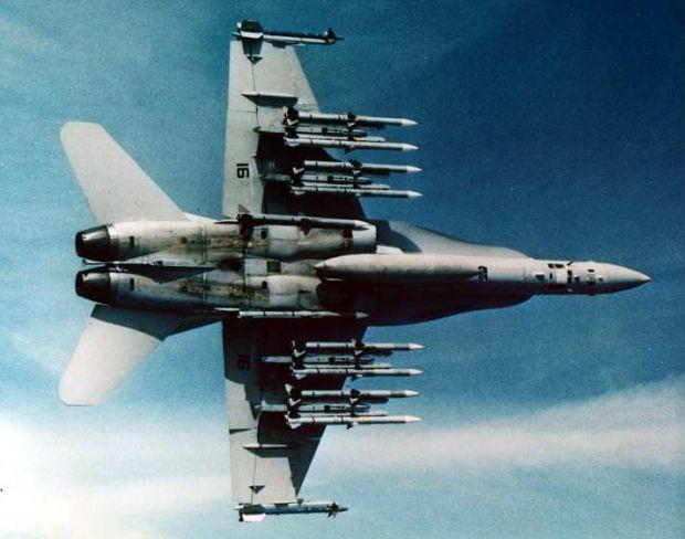 FA-18 Hornet Armament