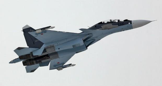 Russia's New SU-30SM