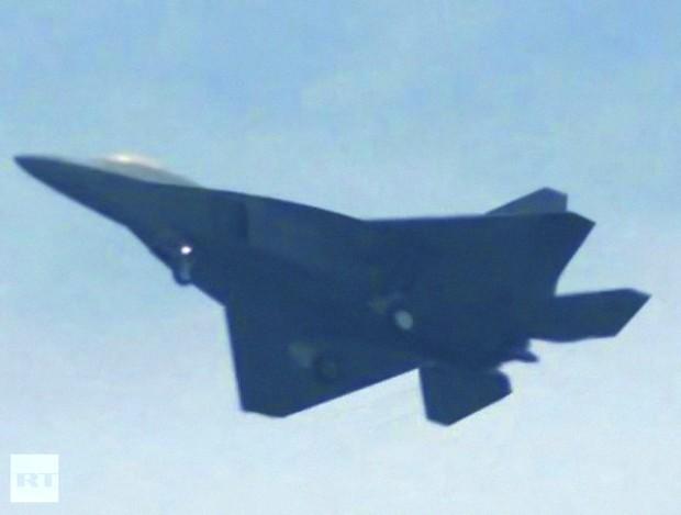 Suspected photo of China′s SAC F-60 prototype