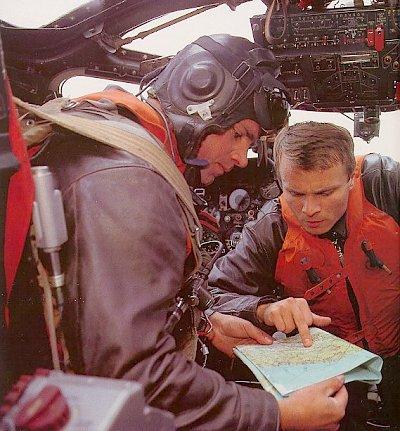 Tu-16 crew