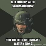Advice Guardsman