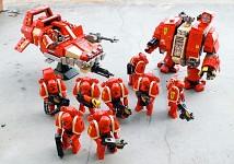 LegoHammer 40K